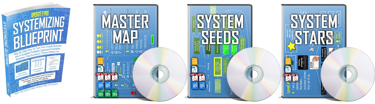 Click Here to Access  Systematizing Blueprint